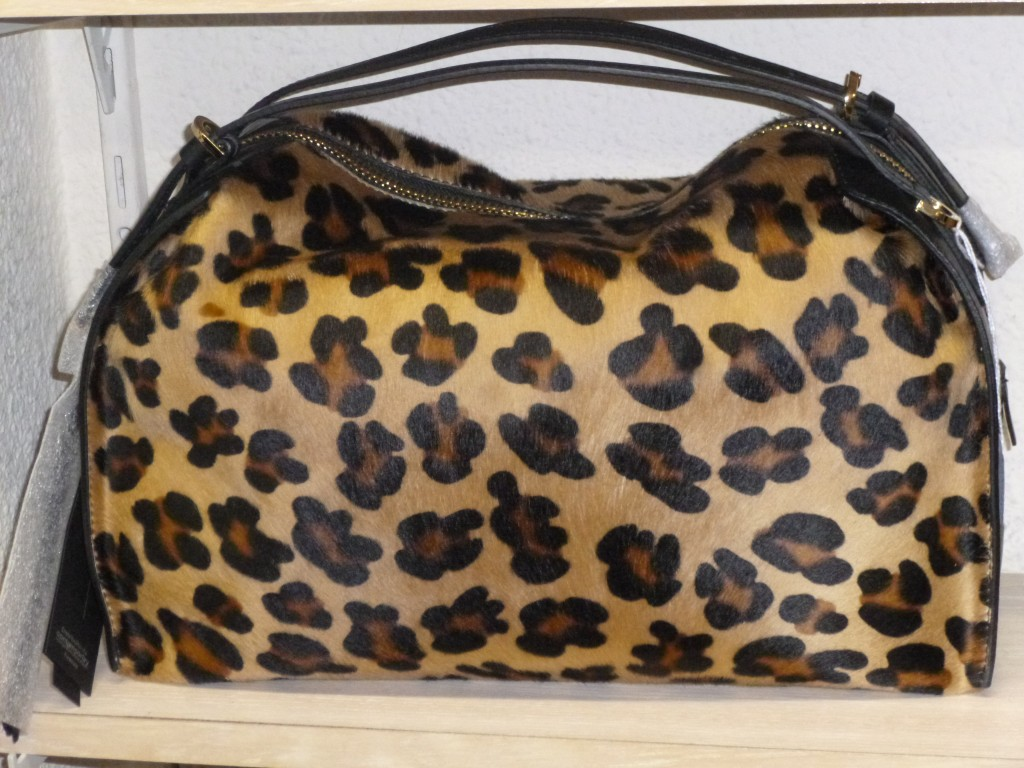 BOLSO POTRO ANIMAL PRINT LEOPARDO